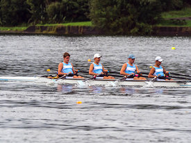 Taken during the National Championships 2018, Lake Karapiro, Cambridge, New Zealand; ©  Rob Bristow; Frame 0026 - Taken on: Tuesday - 13/02/2018-  at 07:56.11