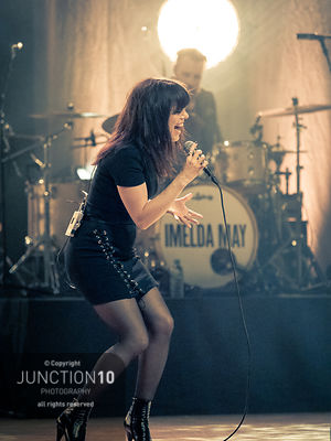 Imelda May - Symphony Hall photos