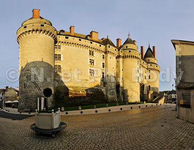 CHATEAU DE LANGEAIS, INDRE ET LOIRE, FRANCE//FRANCE, LOIRE VALLEY, CASTLE OF LANGEAIS