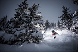 Deep Powder with Enak Gavaggio