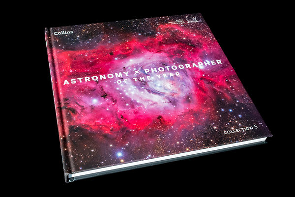 ASTRONOMY PHOTOGRAPHER OF THE YEAR 2016, THE BOOK - September 2016 photos
