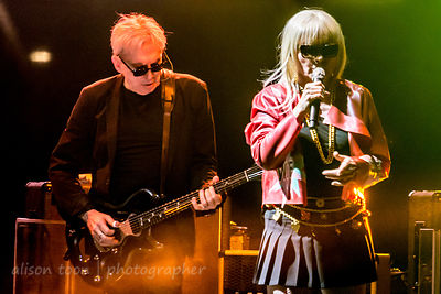 Debbie Harry and Chris Stein, Blondie, TBD Fest, Sacramento 2014