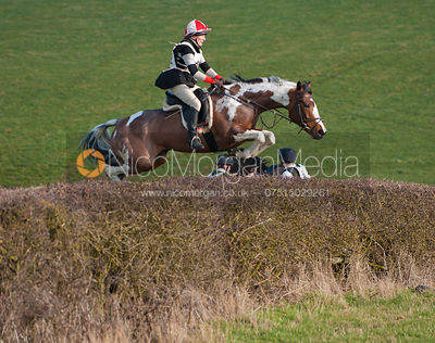 Household Cavalry Cross Country Ride 2012 photos