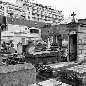 CIMETIERE D'AUTEUIL PHOTOS DE PARIS