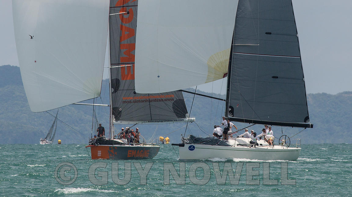 Imagine, Loco. Top of the Gulf Regatta 2017