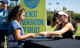 Bank of the West Classic 2017, Stanford, United States - 31 Jul 2017