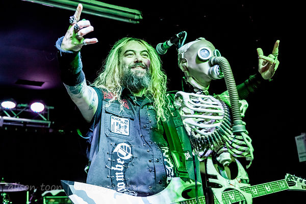 Soulfly 2016 photos