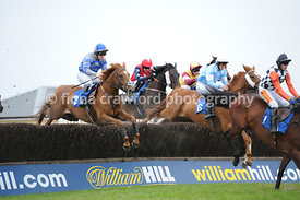 4pm The Handicap Steeple Chase (Class 4)