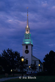 Trinity Church, Newport, Rhode Island