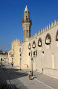 Mosque of 'Amr ibn al-'As, Islamic Cairo, Egypt
