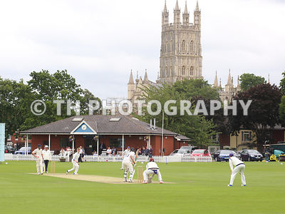 King's Cricket. 10th June 2017 photos