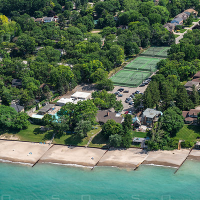 Private Health and Sports Club on the Shores of Lake Huron