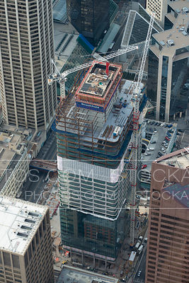 Brookfield Place Construction, Calgary