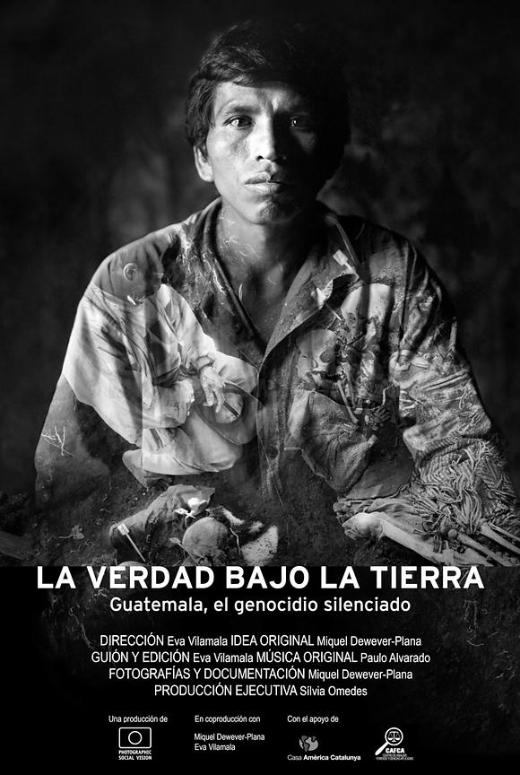 LA VERDAD BAJO LA TIERRA Documental photos
