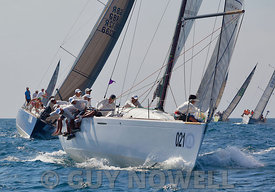 Phuket King's Cup Regatta 2013.