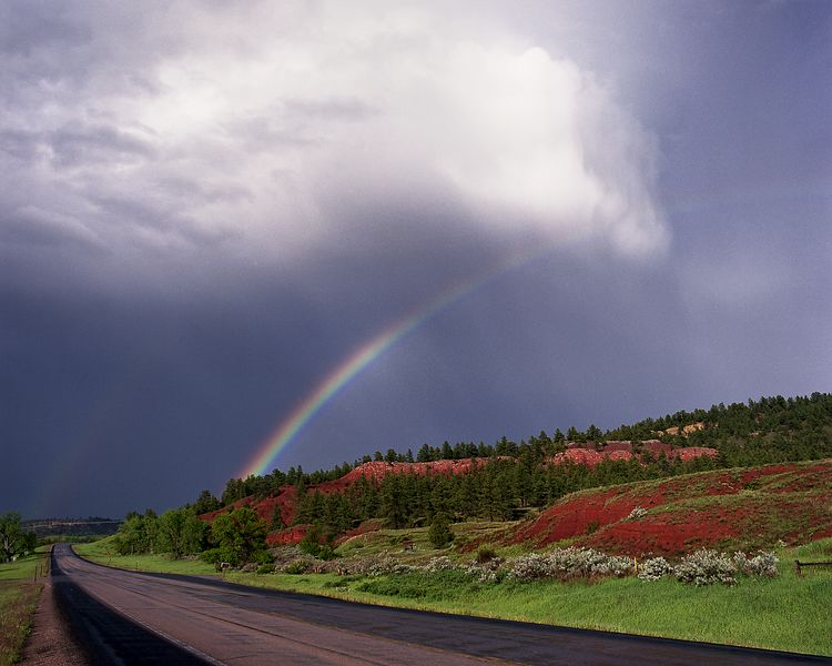 021-Western_Landscapes_WL13026_Rainbow_Accross_the_Road__WY_001B_Preview