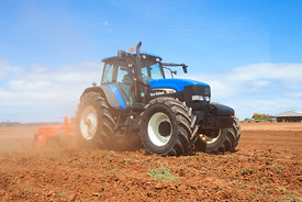 New Holland TM190