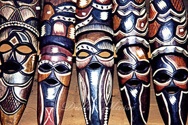 Masques Africains Swaziland 09/01