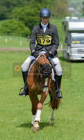 Louis Georgiadis and PLAYTIME NZPH - Rockingham Castle International Horse Trials 2016