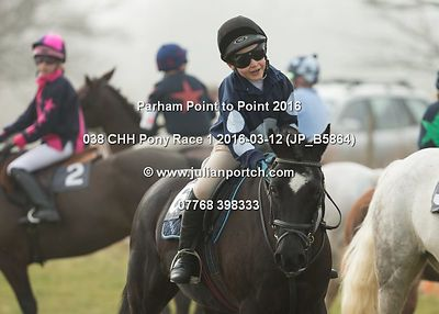 2016-03-12 CHH Parham Point to Point photos