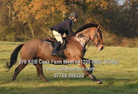 2005-12-04 KSB Coakham Farm Meet