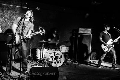 The Three Way live March 2014