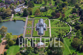 Aerial Photography Taken In and Around Richmond upon Thames-Hampton Court Palace