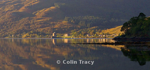 Castle Carrick, Loch Goil, Scotland
