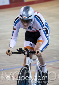 Men Individual Pursuit Final. Milton International Challenge, Mattamy National Cycling Centre, Milton, On, October 1, 2016