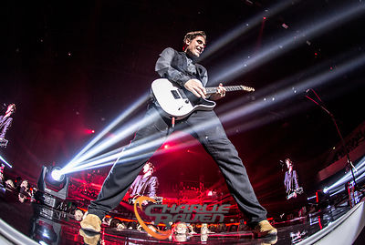 Busted - Bournemouth International Centre 25.05.16 photos