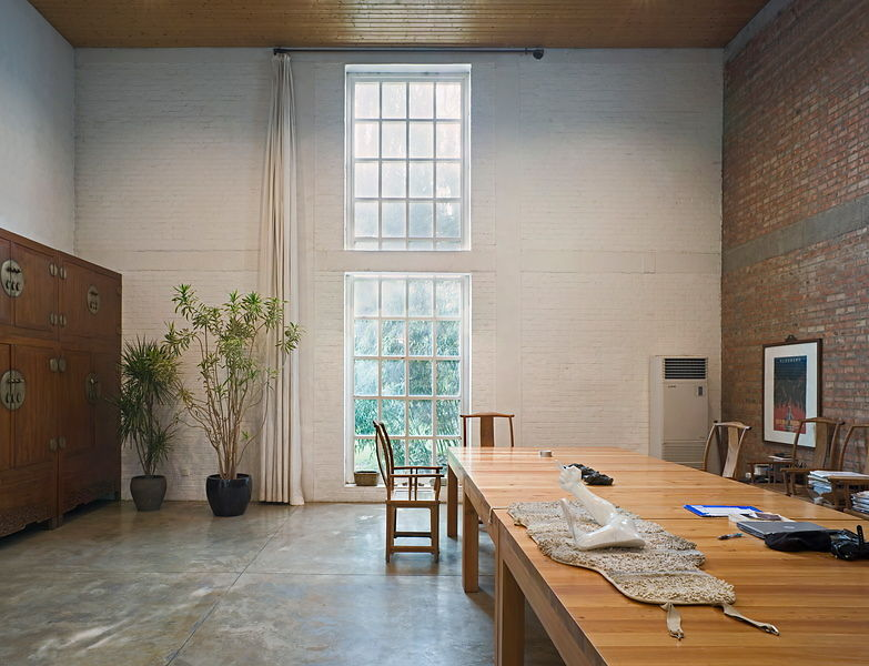 Michael freeman photography ai wei wei house for The space studio architects