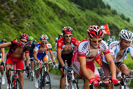 The Peloton - Tour de France 2011
