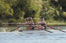 Taken during the World Masters Games - Rowing, Lake Karapiro, Cambridge, New Zealand; ©  Rob Bristow; Frame 4168 - Taken on: Monday - 24/04/2017-  at 14:34.44