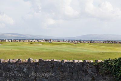 Galway golf course, Salthill, Ireland