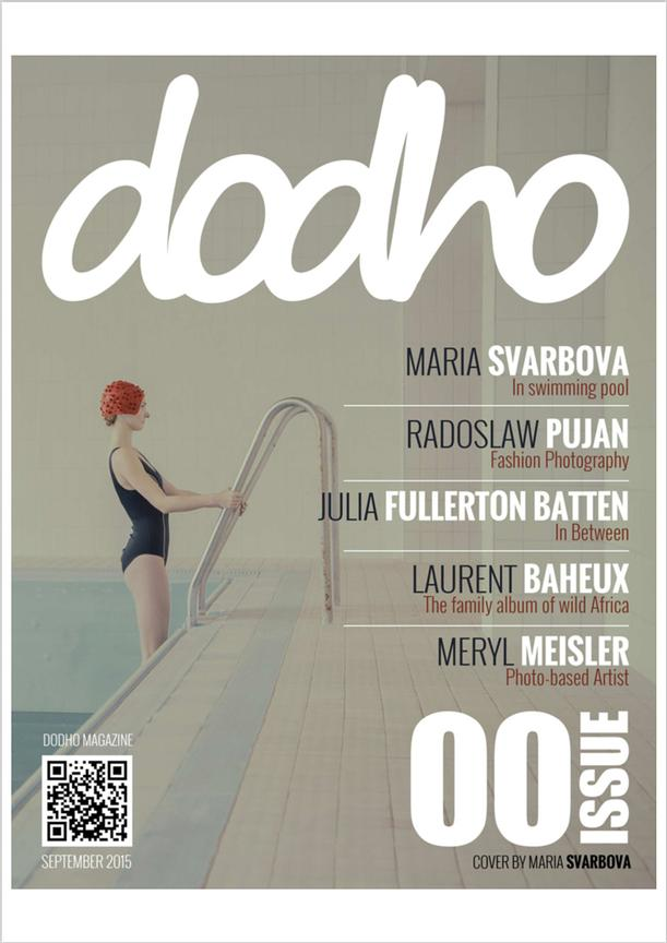 Dodho Magazine (Spain) - Sept 205 photos