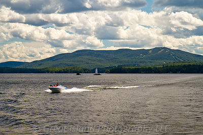 Mt Sunapee & Loon Lighthouse