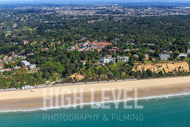 Aerial Photography Taken In and Around Poole-Canford Cliffs
