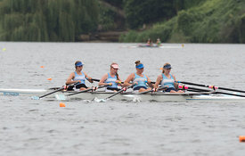 Taken during the National Championships 2018, Lake Karapiro, Cambridge, New Zealand; ©  Rob Bristow; Frame 0644 - Taken on: Wednesday - 14/02/2018-  at 14:58.54