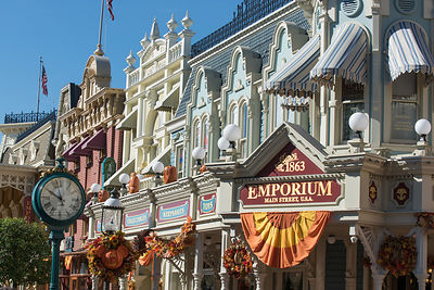 Magic Kingdom Main Street Emporium
