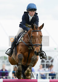 Rosalind Canter and NO EXCUSE - Rockingham Castle International Horse Trials 2016