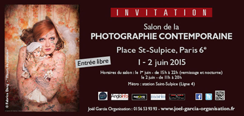 Salon de la photographie contemporaine.