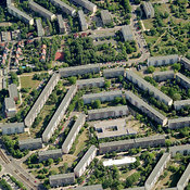 Residential Area, Halle