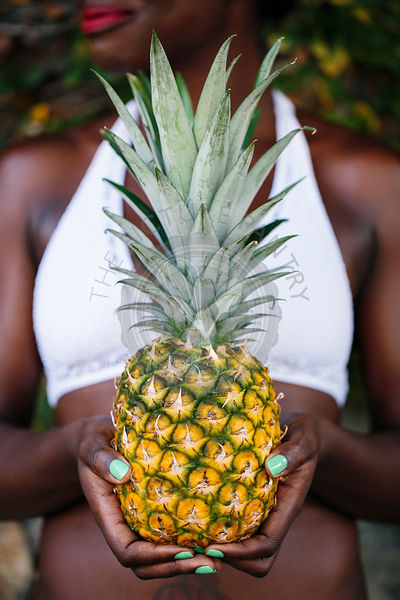 Pineapple for Pina Colada
