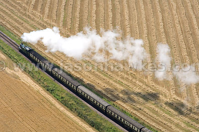 Steam train, Watchet