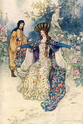 Rosamond by Warwick Goble