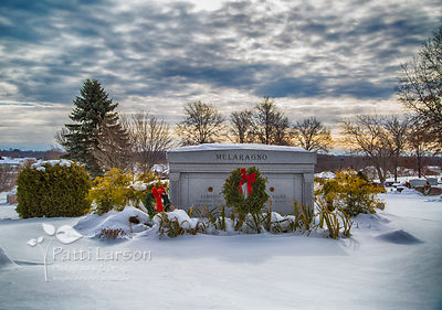 Erie Cemetery Association - Winter photos
