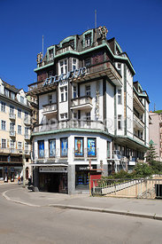 Atlantic Hotel, Karlovy Vary, Czech Republic