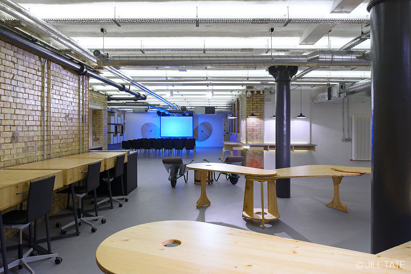 Club Workspace Southbank, London | Client: TILT