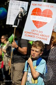 Climate March - London