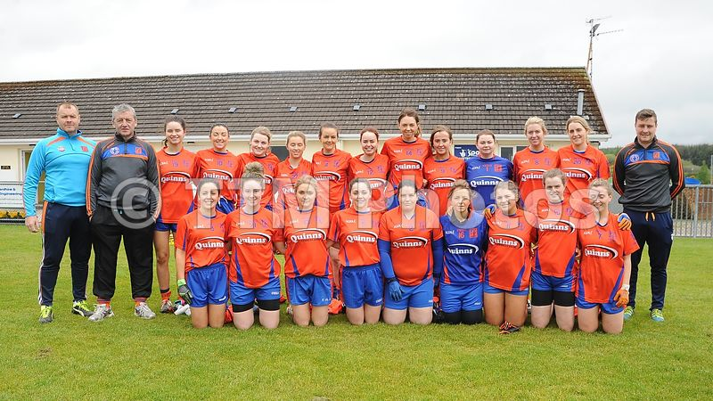 Ladies SFC | Ardboe v Sperrin Og | 200518  photos